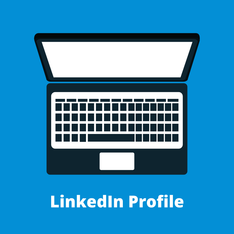 LinkedIn Profile Icon