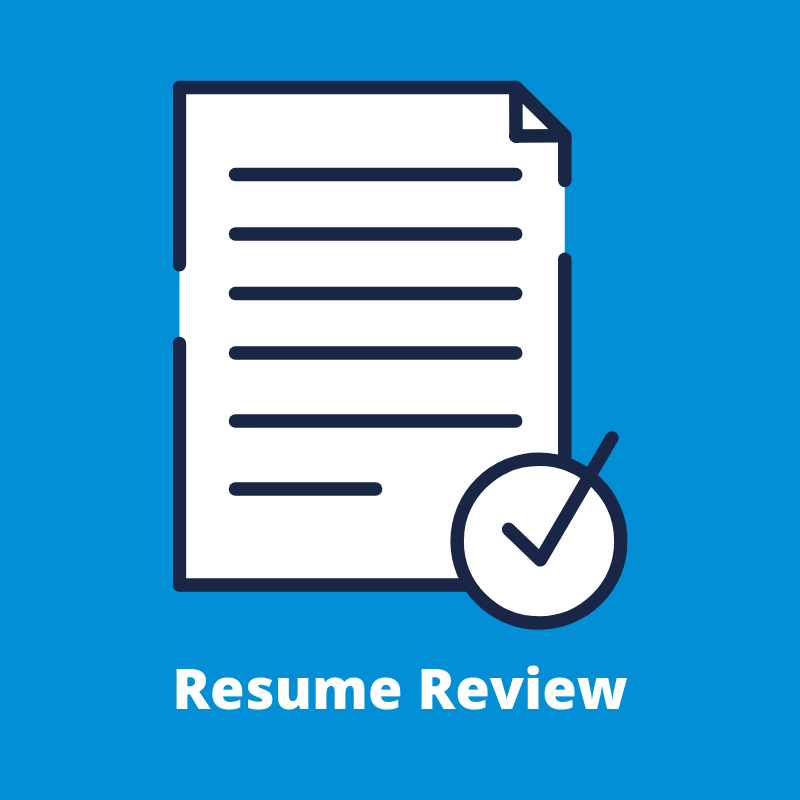 Resume Review Icon